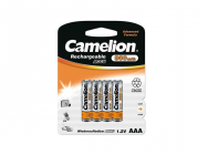 Pack de 4 piles rechargeables Camelion AAA Micro 900mAH - 13154