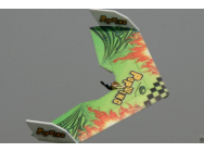 Popwing Green 900mm ARF Kit - TEC0704001G