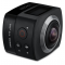 OKAA 360 Degree Panoramic Sports Action Camera WiFi 1440P 30FPS - 1041086-BK