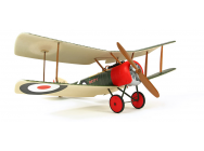 Sopwith Pup Ultra-Micro PTF with Hitec Red  - AZSA1501