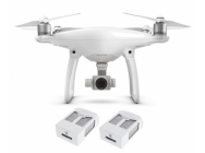 Pack Phantom 4 DJI + 2 Batteries - BDL-PHANTOM-4-2BATT