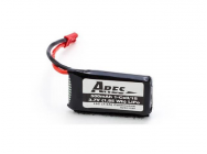Lipo 3,7V, 500MAH 1S 15C Flight Pack, JST, FP110 - azsh1255
