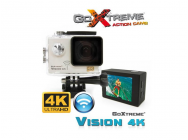Camera Easypix Action Vision 4k Ultra HD - Blanc - 13658