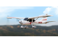 HobbyZone Avion de debut Glasair Sportsman S+ + DX6 V2 - HBZ8480EU-BDL