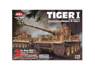 Kit Char 1/16 a monter Tiger Early Production TAIGEN - TG501