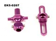 EK5-0207 - Upgrade Central holder - Esky Lama v3 - Alu - EK5-0207