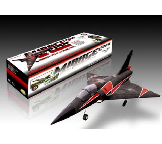 Mirage 2000 black RTF - complet - dispo - RXS-001