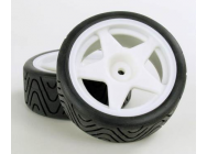 VX36921RW1 V2 SEMI SLICK WHEEL & TYRE (2)  jp-9922805 - JP-9922805