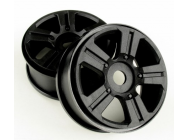 MV37002BA RACING WHEELS (BLACK) (2)  jp-9923794 - JP-9923794