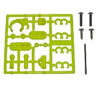 SE0031Y SMALL PLASTIC PARTS SET (1)  jp-9923835 - JP-9923835
