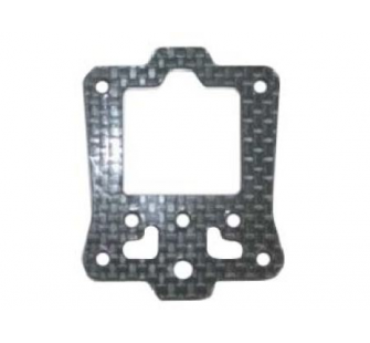 SEM3042C BRAKE PLATE (CARBON) 2MM (1)  jp-9923910 - JP-9923910