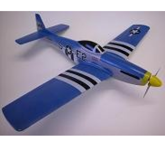Cox Wings mini P51 ARF jamara - COX-P51