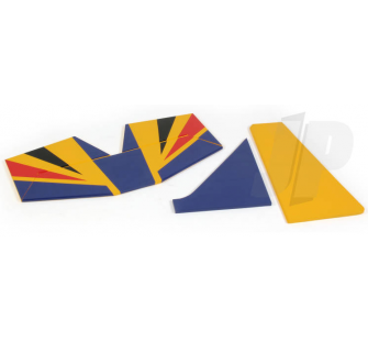 ULTIMATE BI-PLANE TAIL SET COMPLETE  jp-SGUL007 - JP-SGUL007