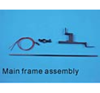 EK1-0248 - Main frame assembly - EK1-0248