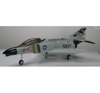 F-4 Big PHANTOM II Famous Grand modele RTF - FMS-GC003