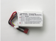 Batterie li-poly 11.1V,1600mAh,15C F18 Art-Tech  ART-50101 - ART-50101