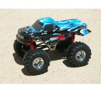 Wheely King RTR 4WD HPI - HPI-870010831