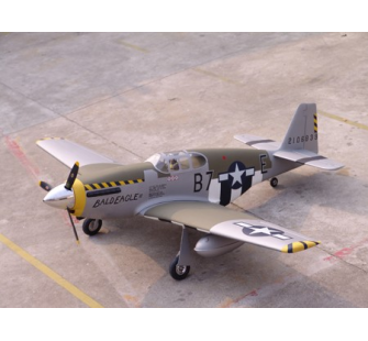 P-51B mustang Bald Eagle 1.80m - OST-74401