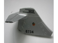 Empennage F104 Starfighter Big (4S) - FF103 - FMS-FF103