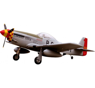 North American P-51D Mustang - OST-74402