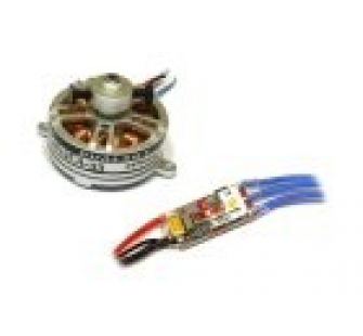 Combo brushless 2812-33 (19g) + controleur 6A DSK-XM281233-06 - XM281233-06