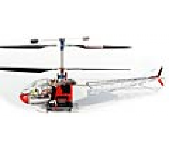 Easycopter V2 luxe metal RTF complet - MRC-RC3400X