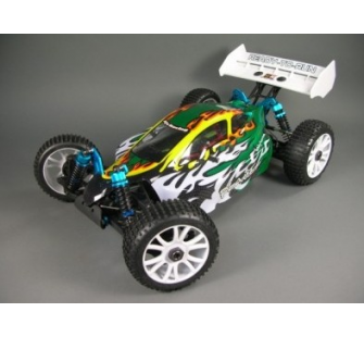 Buggy Planet 4WD brushless RTR 1:8 - AMW-22051.2