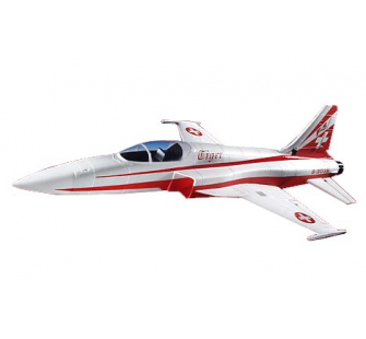 F5-E Tiger Swiss Airforce Grande patrouille Suisse ARF Jet turbine KIT - OST-74795