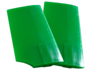 HP 90 Paddles - Neon Green 4mm Flybar - SLV-4206 - SLV-4206