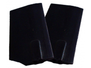 HP 90 Paddles - Midnight Black 4mm Flybar - SLV-4208 - SLV-4208
