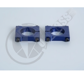 Tail boom holder (alu)_2 pcs-bag - SLV-02-0825S - SLV-02-0825S