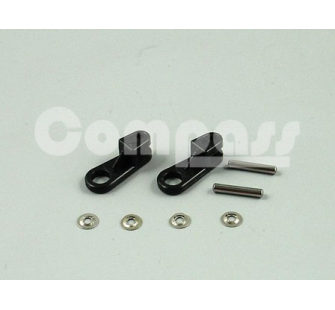 Tail Blade Links w, Pin_2 set-bag - SLV-06-0205s - SLV-06-0205s