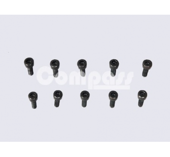 Cap Head Bolt M3x5_10 pcs-bag - SLV-80-0305 - SLV-80-0305