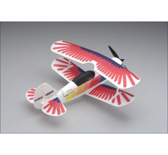 Minium Christen Eagle Rouge Kyosho Plane Set - KYO-10654RA
