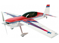 EDGE 540 T 25E Rouge / Blanc EXTREMEFLIGHT - OST-65516