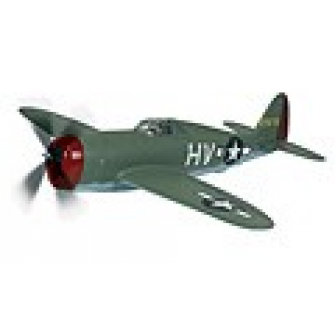 P-47D Thunderbolt + moteur OBL brushless Thunder Tiger - MRC-T4334