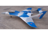 Velox Russian Jet avec Options ARF Feibao - OST-72046