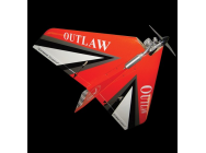 OUTLAW Orange / Blanche EXTREMEFLIGHT - OST-76708