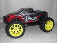 Monstertruck Xmissile HBX M 1:10 -AMW-22123