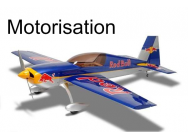 Motorisation EXTRA 300 LP Flying RedBul Flitework - T2M-T4574/1