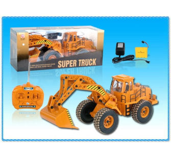 Bulldozer de chantier CONSTRUCTION ZONE - TOR-3682 3068