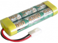 Pack Accus NiMh 7.2V 4300mAh - OST-64728
