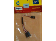 Cable servo Y FREEWING (15cm) - MODEL-PARTS-01