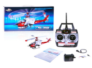 HELICOPTER-4-3Q Walkera 2.4GHz (rouge) - WAL-4-3Q