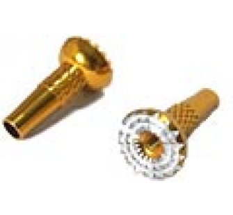 EA-010-G - Aluminum Control Stick (3.0mm)- Gold (for Esky, Futab - XTR-EA-010-G