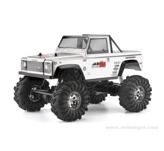 Crawler King  Defender LAND ROVER 90 RTR - HPI-102118L
