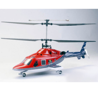 Red Wolf SE Helico Bi-rotor Grande Taille  2.4Ghz - ART-11085