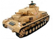 Panzer IV F2 statique -  couleur sable Heng Long - STC-JP-4400860 AMW-2