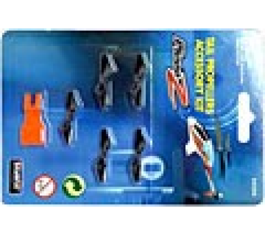 Silverlit PiccoZ PICOOZ Kit Rotor Helice Arriere (Pack de 5) - SLV-85690