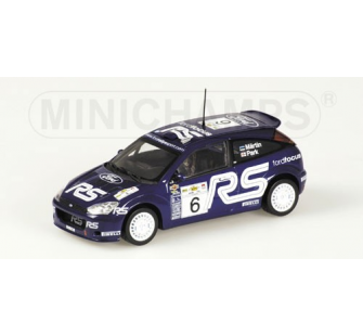 Ford Focus RS WRC Minichamps 1/43 - T2M-430028906